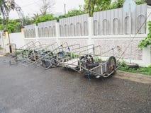 Carts сторона дороги Стоковые Фотографии RF