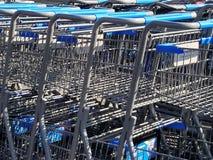 Carts stock photography