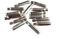Cartucce del fucile Fotografia Stock