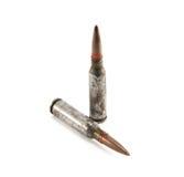 Cartucce del fucile di assalto Immagine Stock Libera da Diritti