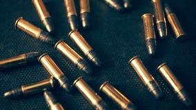 Cartucho das pistolas da carga filme