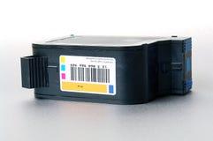 Cartucho de la inyección de tinta fotos de archivo