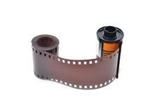 cartucho de la película de 35 milímetros Imagen de archivo libre de regalías