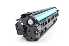 Cartucho do laser no branco Foto de Stock Royalty Free