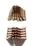 Cartuchos del rifle Imagenes de archivo