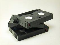 Cartuchos para la cámara de vídeo imagenes de archivo