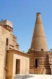 Cartuja修道院在塞维利亚 图库摄影