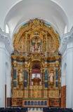 Cartuja Charterhouse,塞维利亚,西班牙的修道院 免版税库存照片