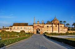 cartuja de Sevilla Seville Spain Zdjęcia Stock