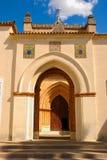 cartuja losu angeles monaster zdjęcia stock