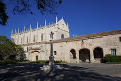 Cartuja of Miraflores, Burgos Royalty Free Stock Photo