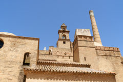Cartuja monastery in Seville Royalty Free Stock Photo