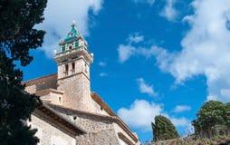 Cartujan Monastery Valldemossa Royalty Free Stock Images