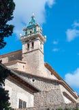 Cartujan Monastery Valldemossa Stock Photos