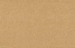 Cartulina del papel de Kraft fotografía de archivo libre de regalías