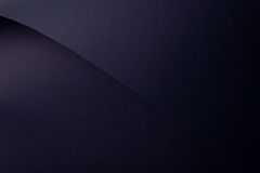 Cartulina oscura azul Imagen de archivo libre de regalías