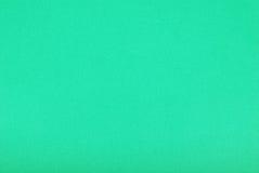 Cartulina verde Foto de archivo libre de regalías