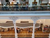 Carturesti księgarnia w Bucharest, Rumunia zdjęcie stock