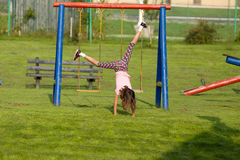 cartwheel Imagem de Stock