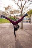 cartwheel Fotografia Stock