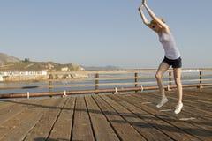 Cartwheel Stock Image