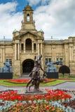 Cartwright Hall Art Gallery Bradford Stock Images