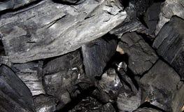 Carvão Imagens de Stock Royalty Free