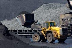 Carvão da pá imagem de stock