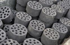 Carvão em China imagens de stock