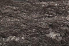 Carvão em uma mina de carvão imagem de stock