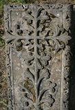 Carved cross Royalty Free Stock Photo