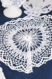 Carved Handmade Crochet Stock Images