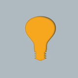 Carved_lamp Royalty Illustrazione gratis
