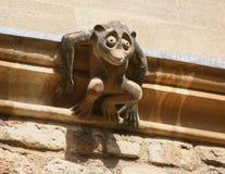Carved Monkey Oxford Stock Photo