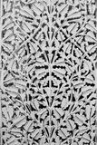 Carved pattern Stock Photography