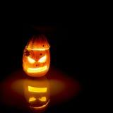 Carved Pumpkins Stock Images