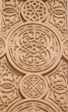 Carved Sandstone Royalty Free Stock Image