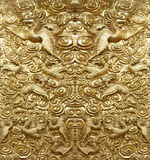 carved on wood background Royalty Free Stock Images