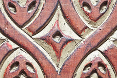 Carved wood Stock Images