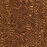 Carved wood seamless texture Stock Photo