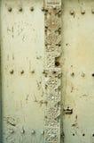 Wooden door Stone Town, Zanzibar Stock Photo
