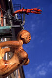 Figurehead, Nyhavn Stock Photography