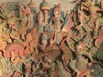 carving Fotografia de Stock