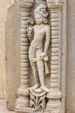 Carving of an Apsara at Abhaneri