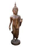 Carving Budha image Stock Image