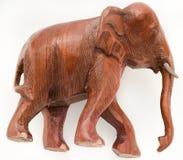 Carving Elephant Stock Photo