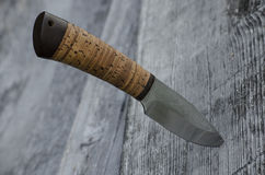 Carving knife Royalty Free Stock Photography