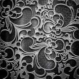 The carving pattern Stock Photo