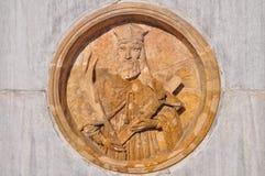 Carving, Relief, Wood, Artifact stock photos