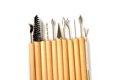 Carving tools Stock Images